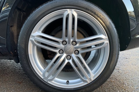 Audi Q3 TDI QUATTRO S LINE PLUS - SAT NAV - 19 INCH ALLOYS - CRUISE CONTROL 54