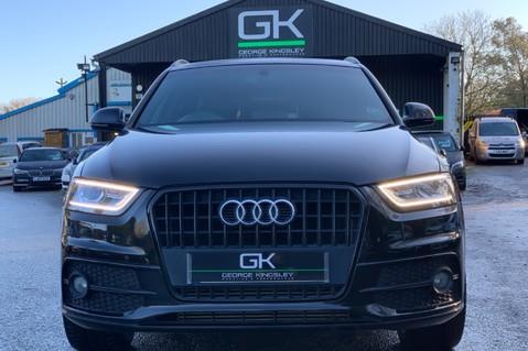 Audi Q3 TDI QUATTRO S LINE PLUS - SAT NAV - 19 INCH ALLOYS - CRUISE CONTROL 4