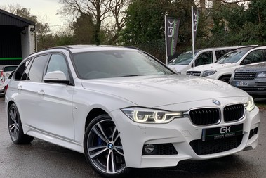BMW 3 Series 335D XDRIVE M SPORT TOURING -£13K EXTRAS !! -PAN ROOF /HEADUP DISPLAY /CAMS