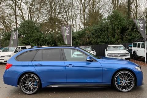 BMW 3 Series 335D XDRIVE M SPORT TOURING -20'S -BODYKIT- HEAD UP DISPLAY -PRO MEDIA/NAV 4