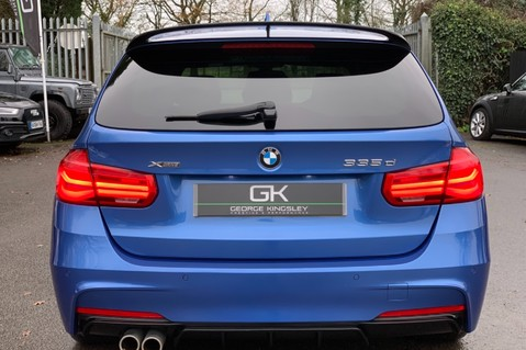 BMW 3 Series 335D XDRIVE M SPORT TOURING -20'S -BODYKIT- HEAD UP DISPLAY -PRO MEDIA/NAV 6