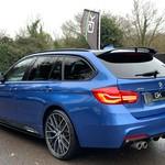 BMW 3 Series Service History