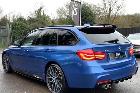 BMW 3 Series 335D XDRIVE M SPORT TOURING -20'S -BODYKIT- HEAD UP DISPLAY -PRO MEDIA/NAV 2