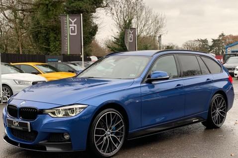BMW 3 Series 335D XDRIVE M SPORT TOURING -20'S -BODYKIT- HEAD UP DISPLAY -PRO MEDIA/NAV 8