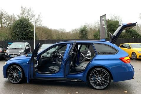 BMW 3 Series 335D XDRIVE M SPORT TOURING -20'S -BODYKIT- HEAD UP DISPLAY -PRO MEDIA/NAV 15