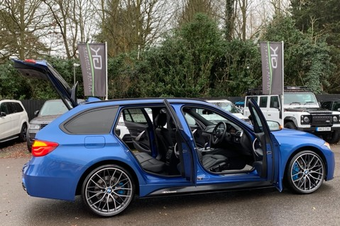 BMW 3 Series 335D XDRIVE M SPORT TOURING -20'S -BODYKIT- HEAD UP DISPLAY -PRO MEDIA/NAV 16