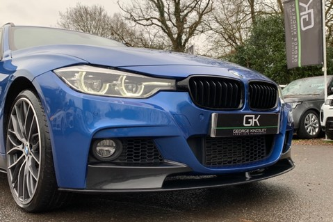 BMW 3 Series 335D XDRIVE M SPORT TOURING -20'S -BODYKIT- HEAD UP DISPLAY -PRO MEDIA/NAV 19