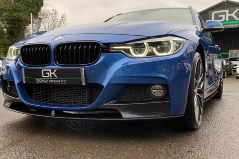 BMW 3 Series 335D XDRIVE M SPORT TOURING -20'S -BODYKIT- HEAD UP DISPLAY -PRO MEDIA/NAV 20