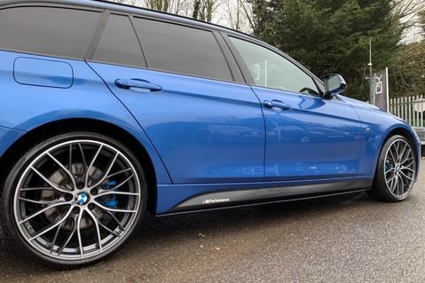 BMW 3 Series 335D XDRIVE M SPORT TOURING -20'S -BODYKIT- HEAD UP DISPLAY -PRO MEDIA/NAV 21