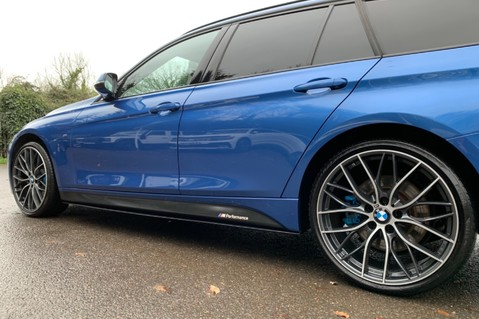 BMW 3 Series 335D XDRIVE M SPORT TOURING -20'S -BODYKIT- HEAD UP DISPLAY -PRO MEDIA/NAV 22