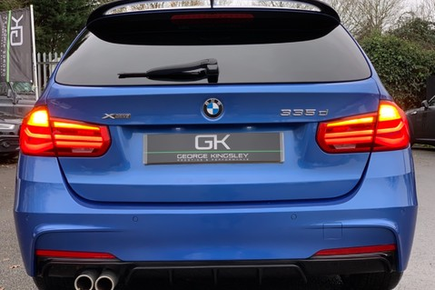BMW 3 Series 335D XDRIVE M SPORT TOURING -20'S -BODYKIT- HEAD UP DISPLAY -PRO MEDIA/NAV 24