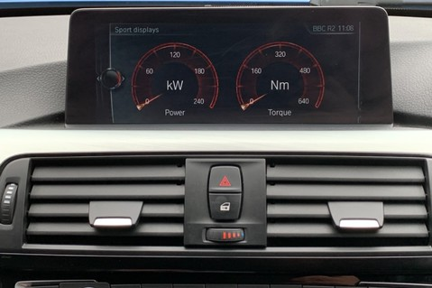 BMW 3 Series 335D XDRIVE M SPORT TOURING -20'S -BODYKIT- HEAD UP DISPLAY -PRO MEDIA/NAV 46