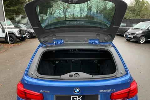 BMW 3 Series 335D XDRIVE M SPORT TOURING -20'S -BODYKIT- HEAD UP DISPLAY -PRO MEDIA/NAV 65