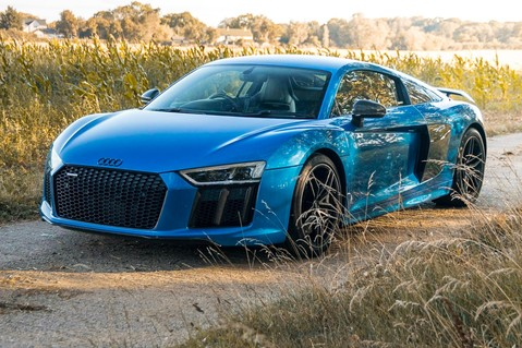Audi R8 V10 PLUS QUATTRO - B&O -REVERSE CAMERA - EXTENDED NAPPA LEATHER 58