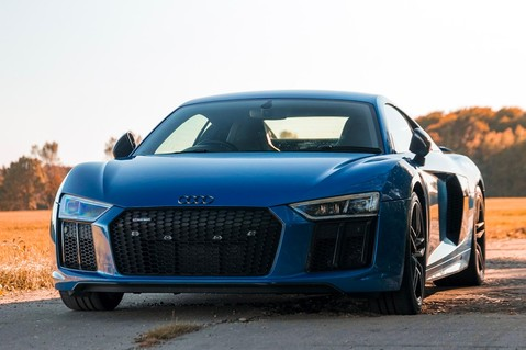 Audi R8 V10 PLUS QUATTRO - B&O -REVERSE CAMERA - EXTENDED NAPPA LEATHER 69