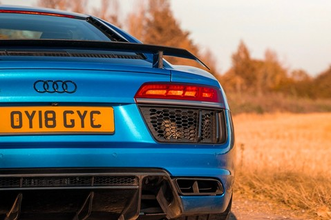 Audi R8 V10 PLUS QUATTRO - B&O -REVERSE CAMERA - EXTENDED NAPPA LEATHER 71