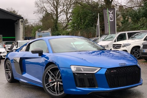 Audi R8 V10 PLUS QUATTRO - B&O -REVERSE CAMERA - EXTENDED NAPPA LEATHER 1