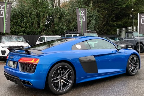 Audi R8 V10 PLUS QUATTRO - B&O -REVERSE CAMERA - EXTENDED NAPPA LEATHER 5