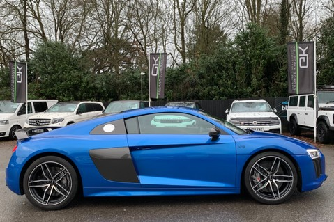 Audi R8 V10 PLUS QUATTRO - B&O -REVERSE CAMERA - EXTENDED NAPPA LEATHER 7
