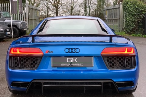Audi R8 V10 PLUS QUATTRO - B&O -REVERSE CAMERA - EXTENDED NAPPA LEATHER 8