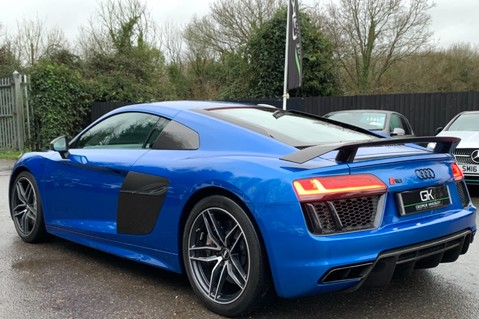 Audi R8 V10 PLUS QUATTRO - B&O -REVERSE CAMERA - EXTENDED NAPPA LEATHER 2