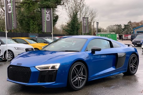 Audi R8 V10 PLUS QUATTRO - B&O -REVERSE CAMERA - EXTENDED NAPPA LEATHER 10