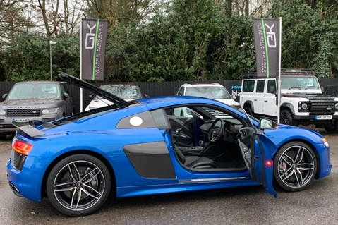 Audi R8 V10 PLUS QUATTRO - B&O -REVERSE CAMERA - EXTENDED NAPPA LEATHER 15