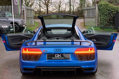 Audi R8 V10 PLUS QUATTRO - B&O -REVERSE CAMERA - EXTENDED NAPPA LEATHER 17