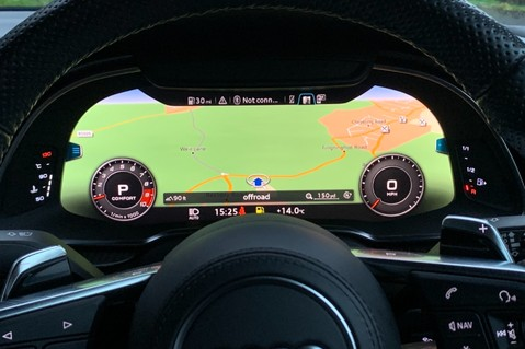 Audi R8 V10 PLUS QUATTRO - B&O -REVERSE CAMERA - EXTENDED NAPPA LEATHER 42