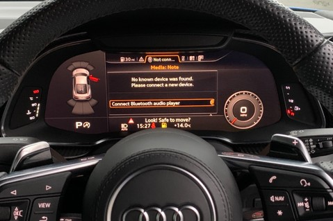 Audi R8 V10 PLUS QUATTRO - B&O -REVERSE CAMERA - EXTENDED NAPPA LEATHER 45
