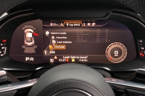 Audi R8 V10 PLUS QUATTRO - B&O -REVERSE CAMERA - EXTENDED NAPPA LEATHER 46