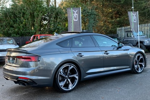 Audi RS5 RS 5 SPORTBACK TFSI QUATTRO SPORT EDITION -PAN ROOF -B&O 3D -SPORTS EXHAUST 4