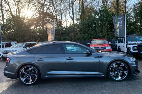Audi RS5 RS 5 SPORTBACK TFSI QUATTRO SPORT EDITION -PAN ROOF -B&O 3D -SPORTS EXHAUST 5