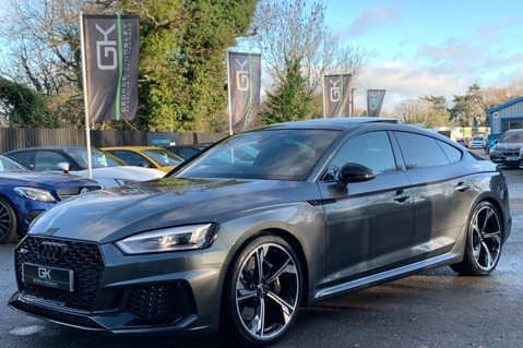 Audi RS5 RS 5 SPORTBACK TFSI QUATTRO SPORT EDITION -PAN ROOF -B&O 3D -SPORTS EXHAUST 8