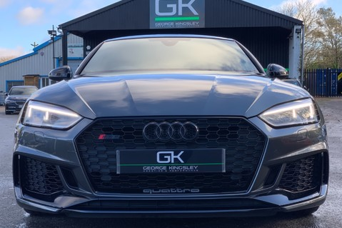 Audi RS5 RS 5 SPORTBACK TFSI QUATTRO SPORT EDITION -PAN ROOF -B&O 3D -SPORTS EXHAUST 9
