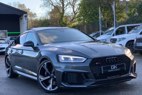 Audi RS5 RS 5 SPORTBACK TFSI QUATTRO SPORT EDITION -PAN ROOF -B&O 3D -SPORTS EXHAUST 1