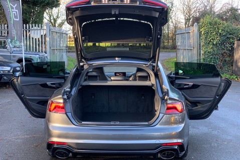Audi RS5 RS 5 SPORTBACK TFSI QUATTRO SPORT EDITION -PAN ROOF -B&O 3D -SPORTS EXHAUST 18