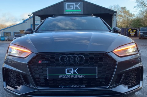 Audi RS5 RS 5 SPORTBACK TFSI QUATTRO SPORT EDITION -PAN ROOF -B&O 3D -SPORTS EXHAUST 19