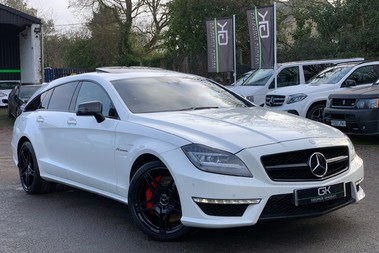 Mercedes-Benz CLS CLS63 AMG S - RARE CLS 63-S SHOOTING BRAKE -19K EXTRAS!! - FULL MBSH