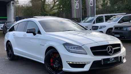 Mercedes-Benz CLS CLS63 AMG S - RARE CLS 63-S SHOOTING BRAKE -19K EXTRAS!! - FULL MBSH Video