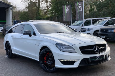 Mercedes-Benz CLS CLS63 AMG S - RARE CLS 63-S SHOOTING BRAKE -19K EXTRAS!! - FULL MBSH 1