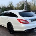 Mercedes-Benz CLS Service History
