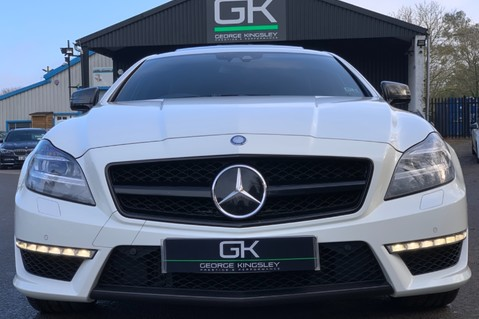 Mercedes-Benz CLS CLS63 AMG S - RARE CLS 63-S SHOOTING BRAKE -19K EXTRAS!! - FULL MBSH 13