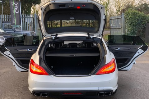 Mercedes-Benz CLS CLS63 AMG S - RARE CLS 63-S SHOOTING BRAKE -19K EXTRAS!! - FULL MBSH 24