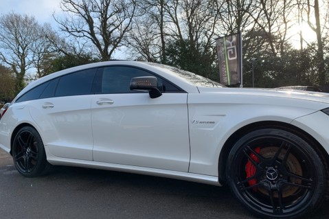 Mercedes-Benz CLS CLS63 AMG S - RARE CLS 63-S SHOOTING BRAKE -19K EXTRAS!! - FULL MBSH 27