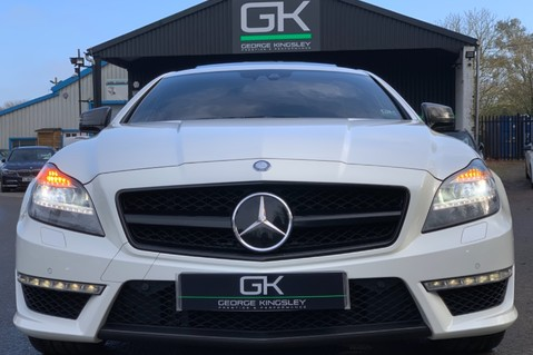 Mercedes-Benz CLS CLS63 AMG S - RARE CLS 63-S SHOOTING BRAKE -19K EXTRAS!! - FULL MBSH 28