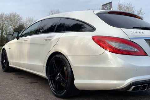 Mercedes-Benz CLS CLS63 AMG S - RARE CLS 63-S SHOOTING BRAKE -19K EXTRAS!! - FULL MBSH 30