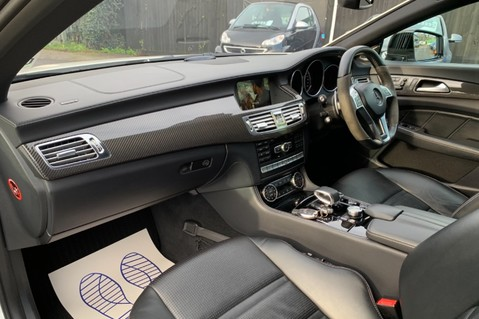 Mercedes-Benz CLS CLS63 AMG S - RARE CLS 63-S SHOOTING BRAKE -19K EXTRAS!! - FULL MBSH 32