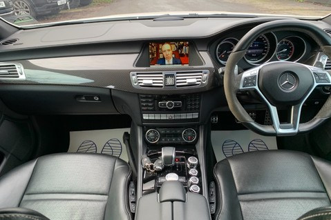 Mercedes-Benz CLS CLS63 AMG S - RARE CLS 63-S SHOOTING BRAKE -19K EXTRAS!! - FULL MBSH 4