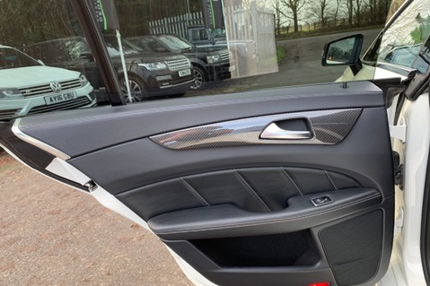 Mercedes-Benz CLS CLS63 AMG S - RARE CLS 63-S SHOOTING BRAKE -19K EXTRAS!! - FULL MBSH 38